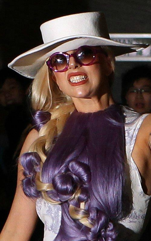 Lady GaGa  - Страница 2 56c8ffed984a
