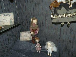 Время кукол № 6 Международная выставка авторских кукол и мишек Тедди в Санкт-Петербурге - Страница 2 6b76c78faf7et