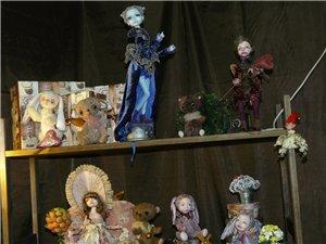 Время кукол № 6 Международная выставка авторских кукол и мишек Тедди в Санкт-Петербурге - Страница 2 0d673069a82et