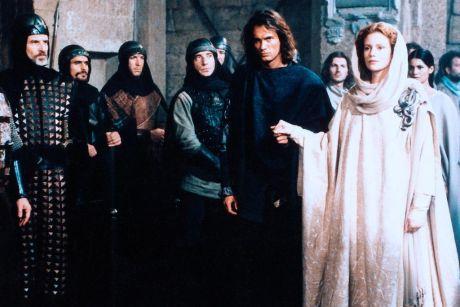 Тристан и Изольда /  Tristano e Isotta / Il cuore e la spada Cf3621b11201