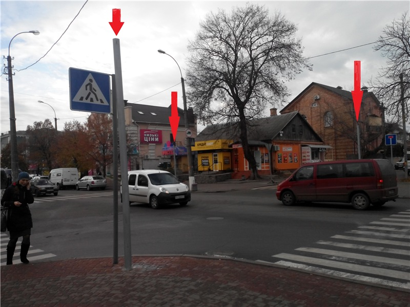 Будут светофоры возле ТЦ Гермес? 63a33c7eb65b