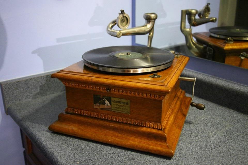 Востановление трубного граммофона. D45cd509da36
