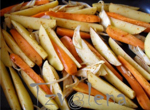 Картофель родной и любимый. Блюда из картофеля. - Страница 5 70b0795c393e