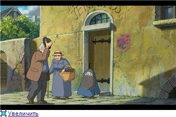 Ходячий замок / Движущийся замок Хаула / Howl's Moving Castle / Howl no Ugoku Shiro / ハウルの動く城 (2004 г. Полнометражный) 398d4b29ef73t