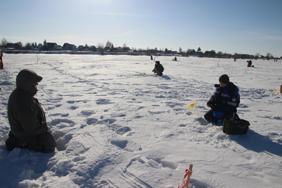 Первенство города Кургана по ловле на мормышку со льда среди юношей и девушек с 14 до 17 лет. 0862a56e4393