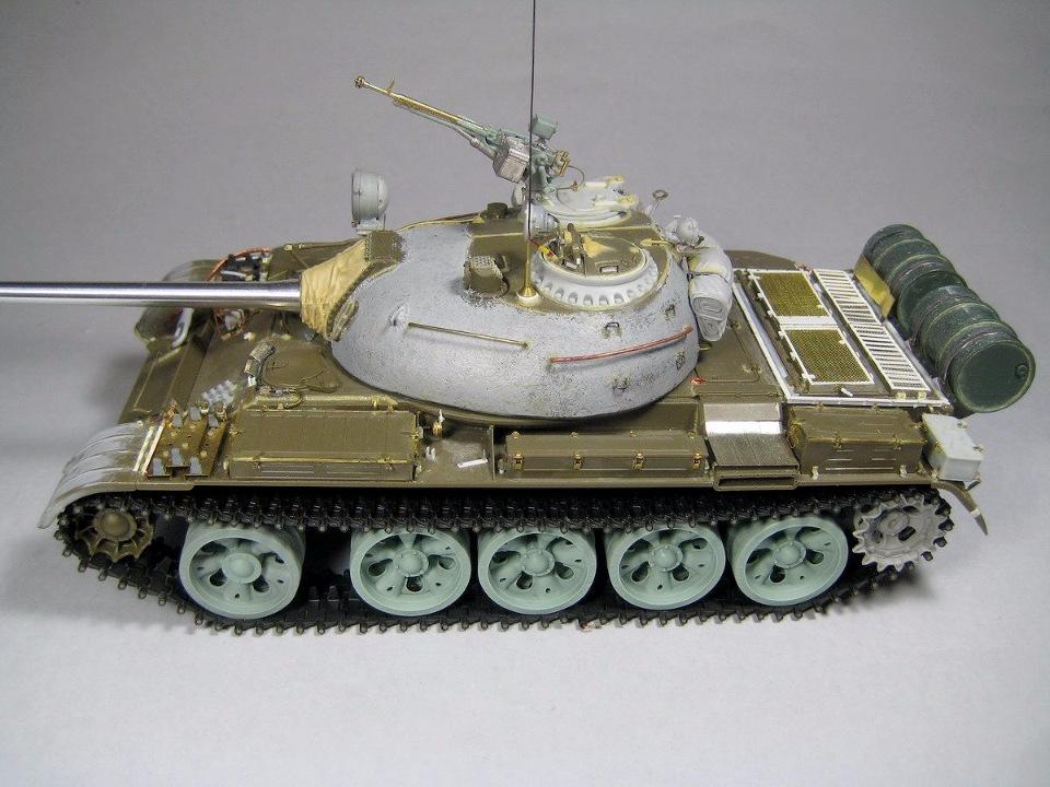 Т-55. ОКСВА. Афганистан 1980 год. - Страница 2 93fff46a6bc7