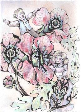 Рисунки ручкой D0428855a1bft