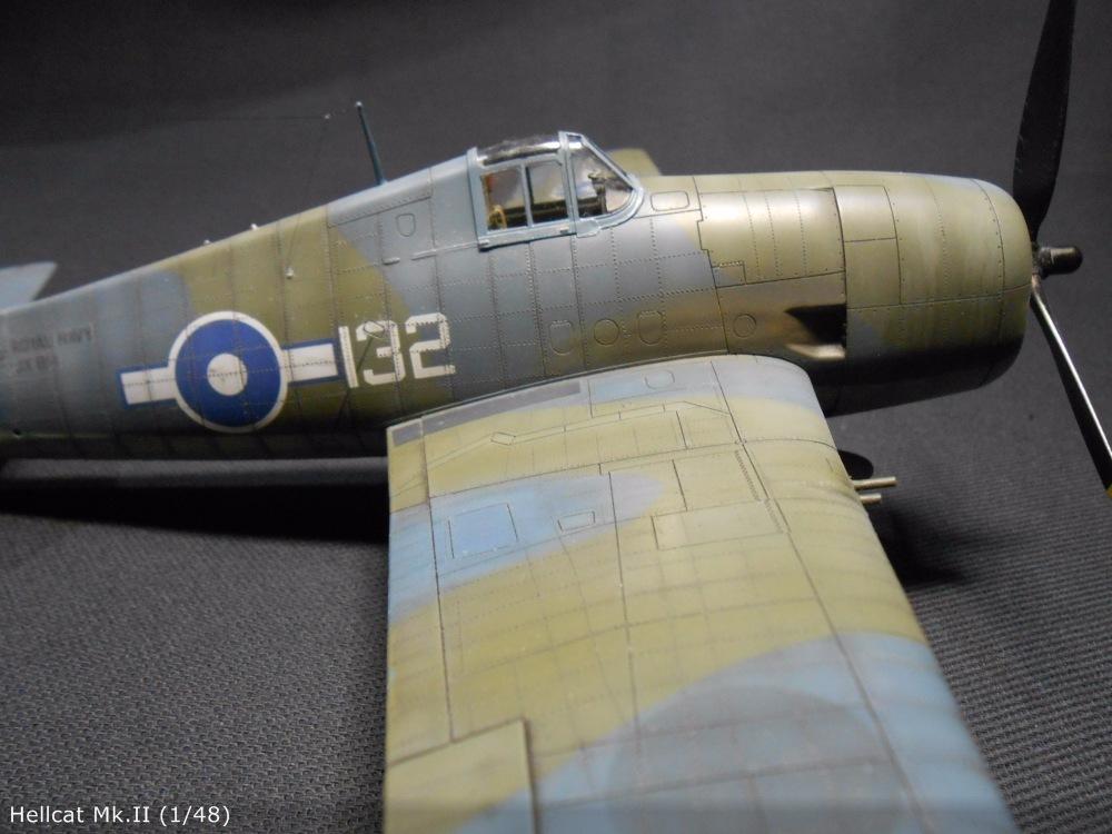 Hellcat Mk.II, Eduard (1/48) Ad37eb07602d