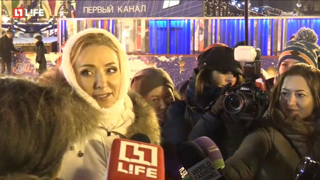 Открытие ГУМ-катка на Красной площади Faf4cb5e2467