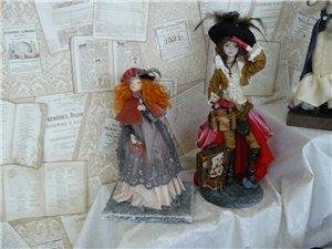 Время кукол № 6 Международная выставка авторских кукол и мишек Тедди в Санкт-Петербурге - Страница 2 Cf6d278c8587t