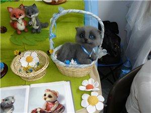Время кукол № 6 Международная выставка авторских кукол и мишек Тедди в Санкт-Петербурге - Страница 2 560dcd893188t