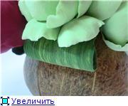 Цветы ручной работы из полимерной глины - Страница 3 Fce03c46eab3t