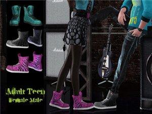 Обувь (унисекс) 5e53e8d3fc1b