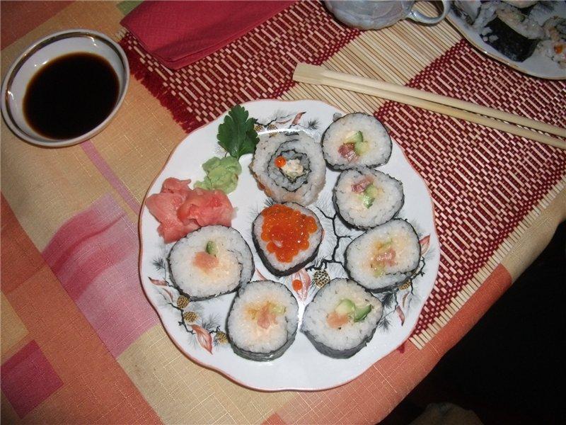 Где заказать суши-роллы на дом? - Страница 4 F7548768a571