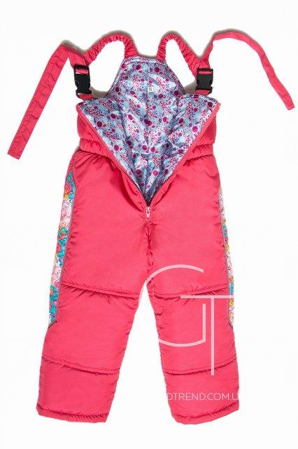 Зимний комбез X-Woyz на тинсулейте для девочки, 110 р. по цене опта 0fe102bf823b