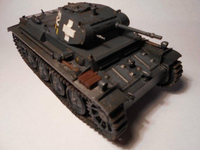 Pz.Kpfw.II Ausf.D 1/35 (Арк Модел) 420d3a3e4c17