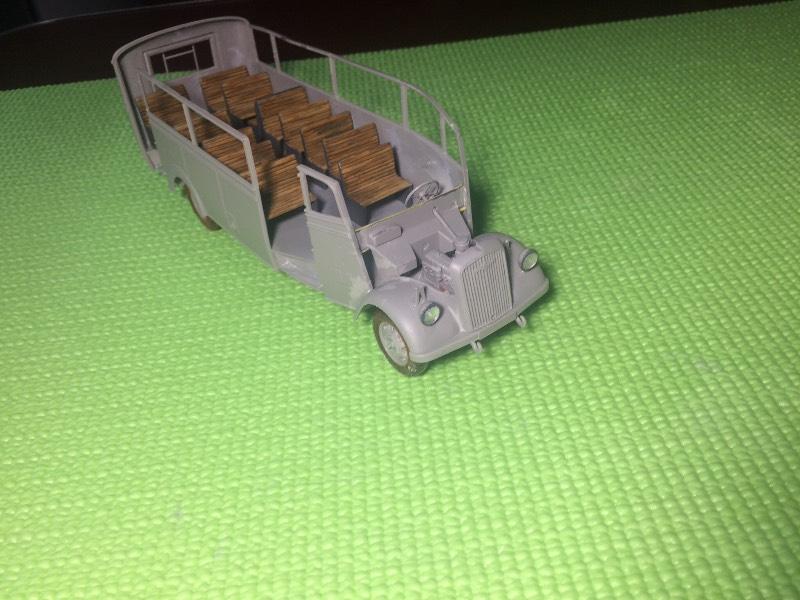 RODEN Opel 3,6-47 Omnibus w39 Ludewig 6e60170b2f4d
