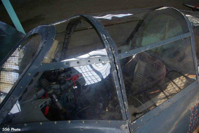 ВАЛК! Ла-7 Кожедуба и двигатель М-82 0ae2bf1f441d