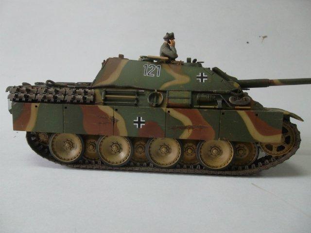 Jagdpanther, 1/35, («Tamiya» 35203). - Страница 2 6b1096f1ab4a