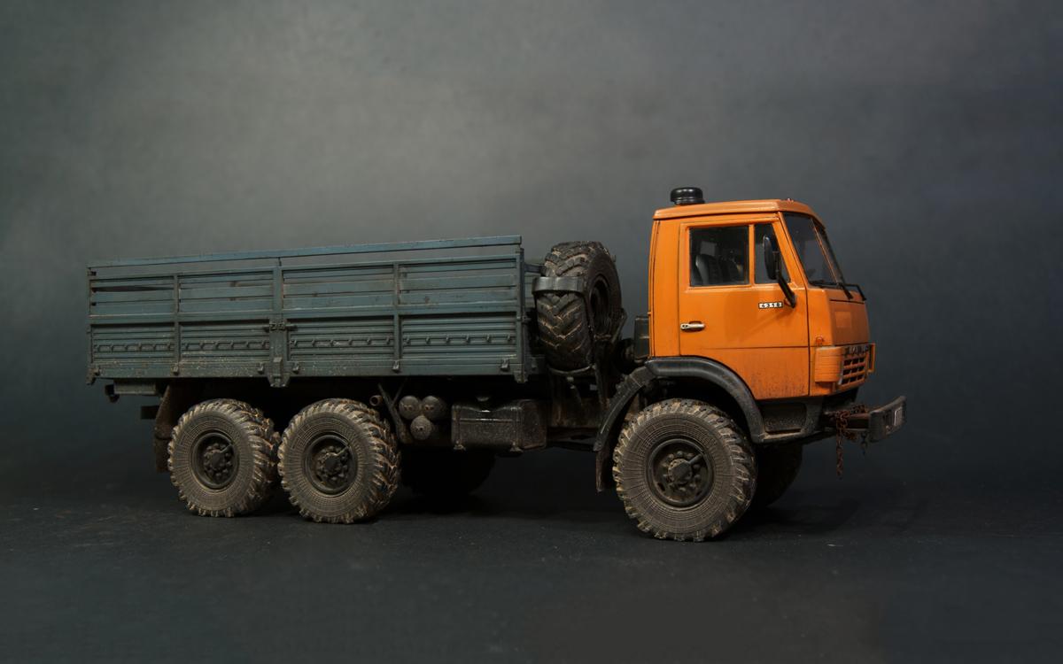 КамАЗ-4310 9958f749a5fb