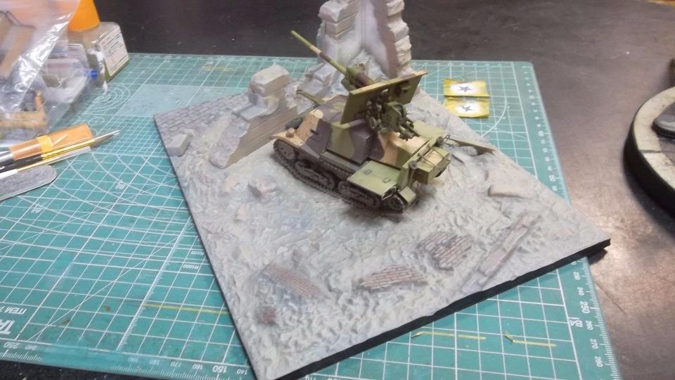 ЗиС-30 Противотанковая самоходная установка, 1/35, (MSD 35014). - Страница 2 Dc0eb54aac8f