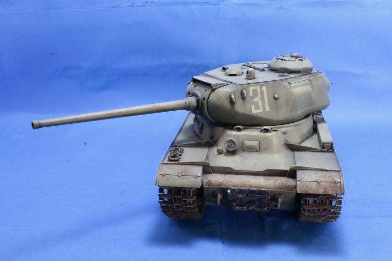 ИС-1 тяжелый танк СССР 1/35 Trumpeter 05587 29ea49964197