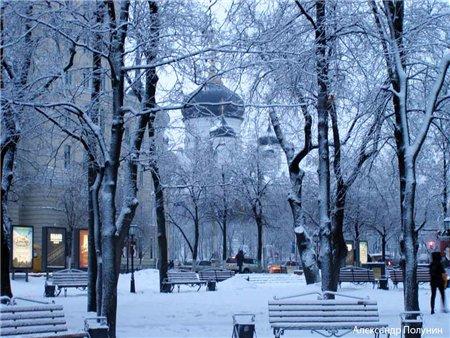 """Фотоконкурс """"Причуды Зимы"""" 69b977dafa84"""