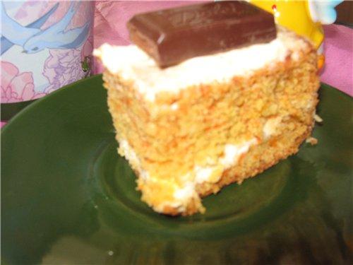 Морковный торт Dd7bc141901e