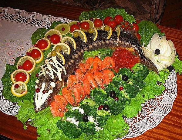 Фотоподборка оригинально оформленных блюд 0a391a705adf