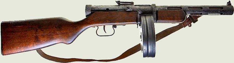 Ствол и ствольная коробка пистолета-пулемета Шпагина (ППШ-41) (ммг) Ecc2d62eb459