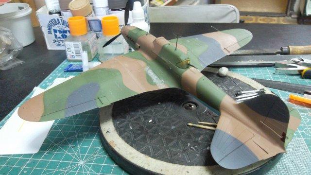 Ил-2, масштаб 1/48, (Tamiya 61113). 1c829eccbc1f