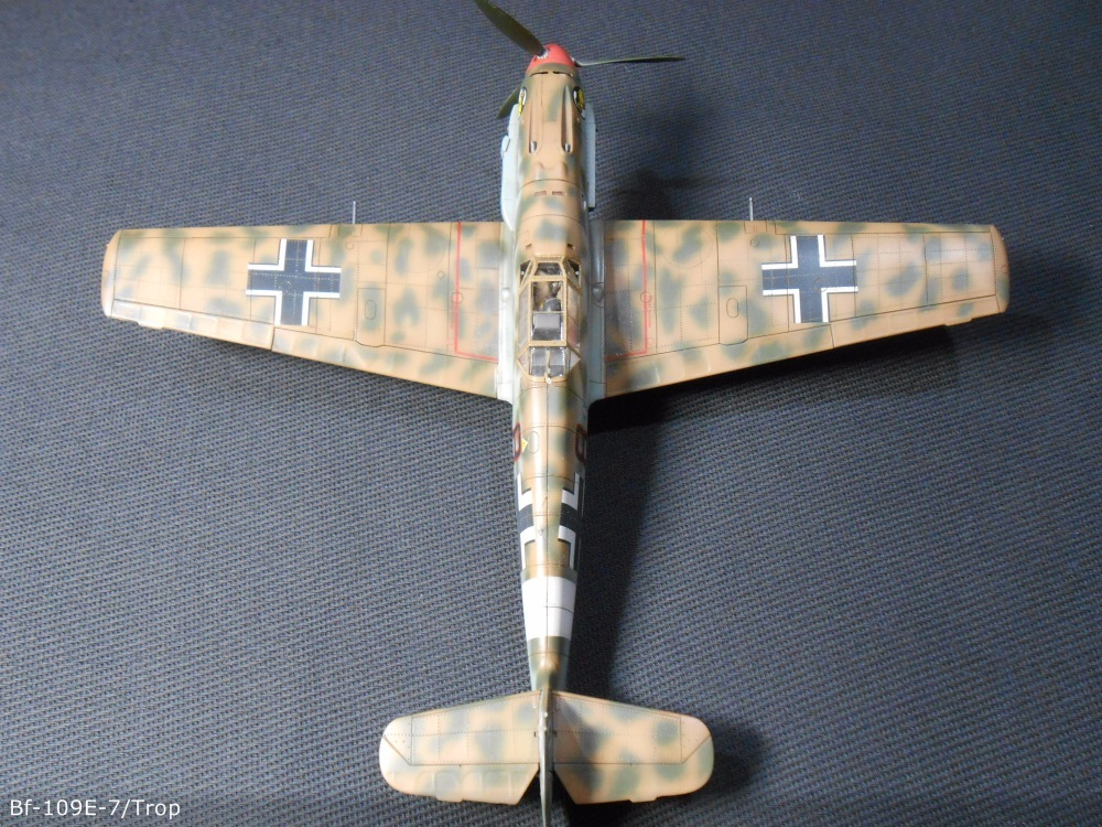 Bf 109 E7/Trop Tamiya 1:48 41b868a1413c