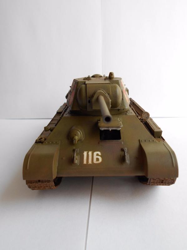 Т-34/76 выпуск начала 1943г 1/35 (Моделист №303529) - Страница 2 2ea09d6240e0
