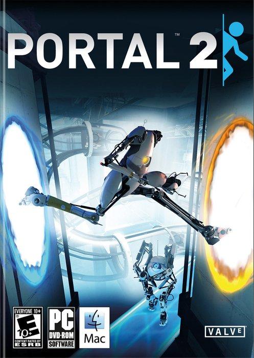Portal и Portal 2 35462025a870