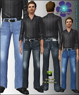Повседневная одежда (брюки, шорты) - Страница 2 5cf09b2f73a4