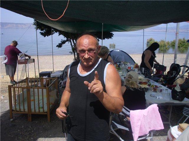 Отчёт о турнире по блеснению с лодок на Кинерете 26.05.2012 526c92389378