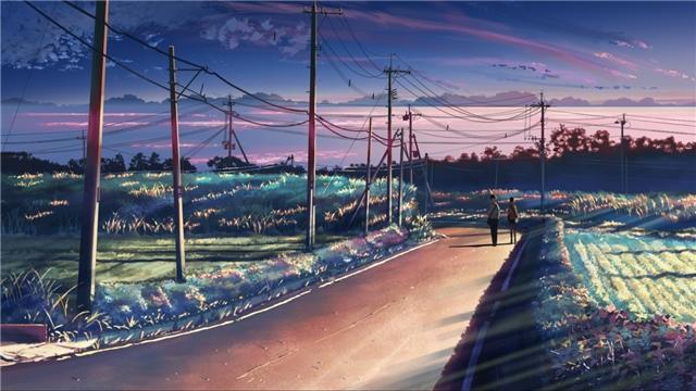 5 Сантиметров в Секунду / Byosoku 5 Senchimetoru / 5 Centimeters Per Second   (2007г., полнометражный) 698e87ebda20