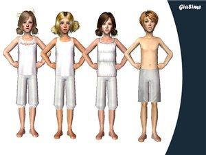Для детей (нижнее белье, пижамы, купальники) - Страница 3 3426612354fa