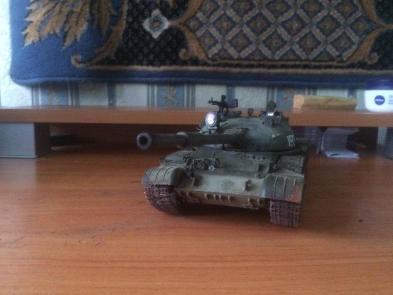 TRUMPETER T-62 Mod 1972  1/35 76cfa64ce573