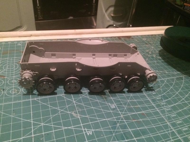TRUMPETER T-62 Mod 1972  1/35 D24b57ba0d54