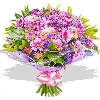 Букеты цветов - поздравления с Днем рождения. - Страница 24 Fc7386290649t