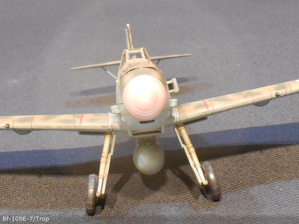 Bf 109 E7/Trop Tamiya 1:48 53c30d4e90d3