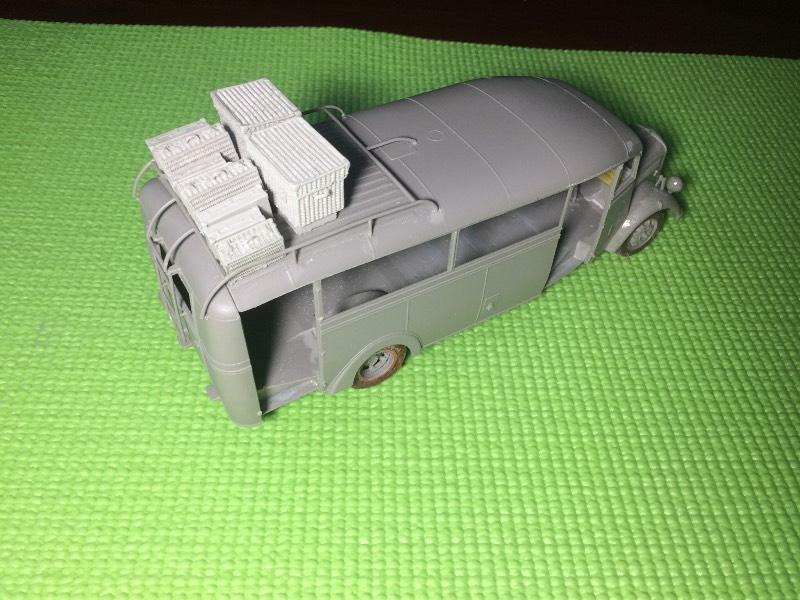 RODEN Opel 3,6-47 Omnibus w39 Ludewig 6ba8957945c5