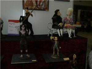 Время кукол № 6 Международная выставка авторских кукол и мишек Тедди в Санкт-Петербурге - Страница 2 53a3f756bb94t