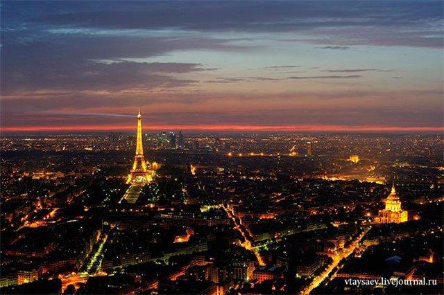 Ах, Париж...мой Париж....( Город - мечта) 5878dd8103af