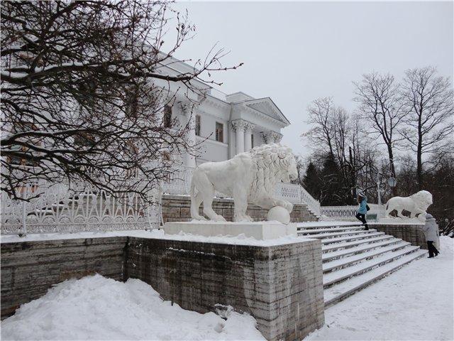 Зимняя сказка на наших фотографиях - Страница 4 5c374e61b8b3