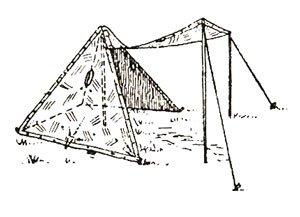 Колышки от немецкой плащ-палатки 981e414fbeba