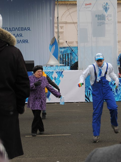 "Эстафета Паралимпийского огня ""Сочи 2014"" в г. Ярославле D2dea22f0989"