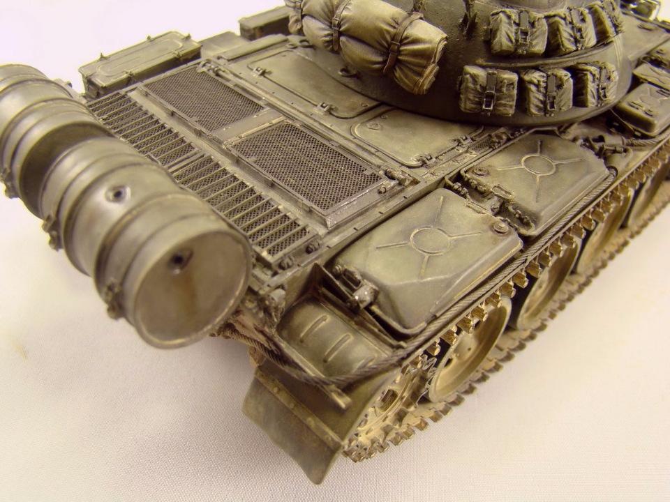 Т-55. ОКСВА. Афганистан 1980 год. - Страница 2 261d0c2c5624