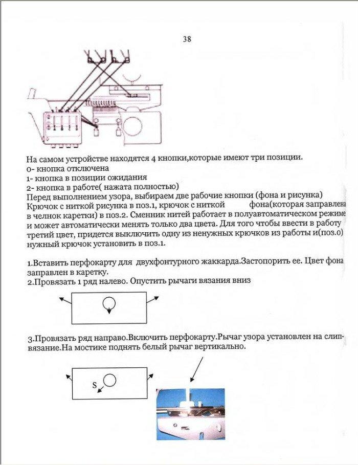 Начальный курс по обучению вязания на вязальной машине SILVER REED   - Страница 4 Ee8d29d7f7af